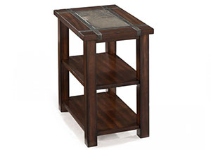 Roanoke Chairside End Table