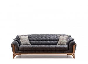 Stella Modern Chesterfield Sofa by Muse Design Studio