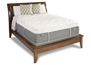 Generations Duchess Medium Plush Twin Mattress w/ Foundation