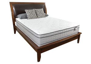 Cool Spring Gel Melody Euro Top Twin Mattress w/ Foundation