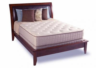 Dream Candence Firm Twin Mattress w/ Foundation