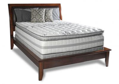 Cool Spring Gel Unity Pillow Top Full Mattress w/ Foundation