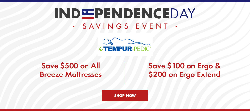 4thofJuly Banners tempur