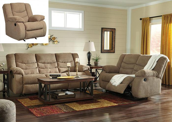 Reclining Sofa & Loveseat + FREE Recliner,4th Of July ECircular