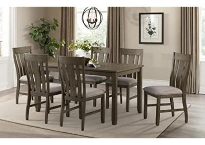 Image for Lane Table & 6 Chairs