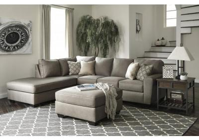 Calicho Cashmere Sectional + Free TV