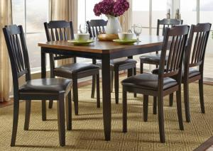 Liberty Table & 6 Chairs