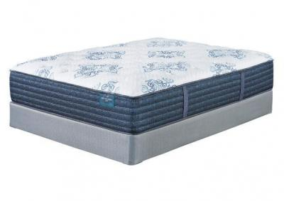 Mt Dana Plush Queen Mattress + 2 FREE Memory Foam Pillows