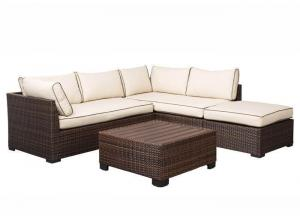 Loughran Sectional PLUS FREE Grill