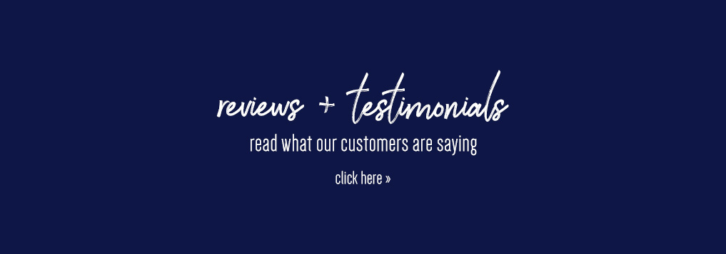 Reviews & Testimonials
