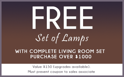 Free set of lamps