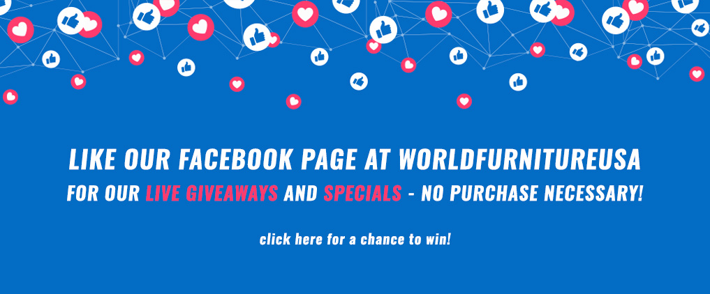 Facebook Giveaways and Specials