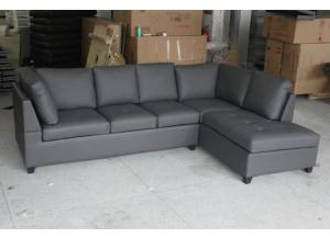6155 GRAY SECTIONAL