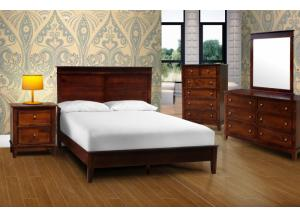 BELMONT KING BEDROOM SET
